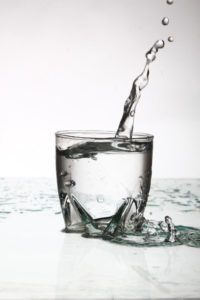 jak posílit metabolismus - voda