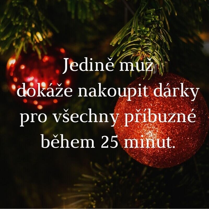 vánoční sarkastické vtipy