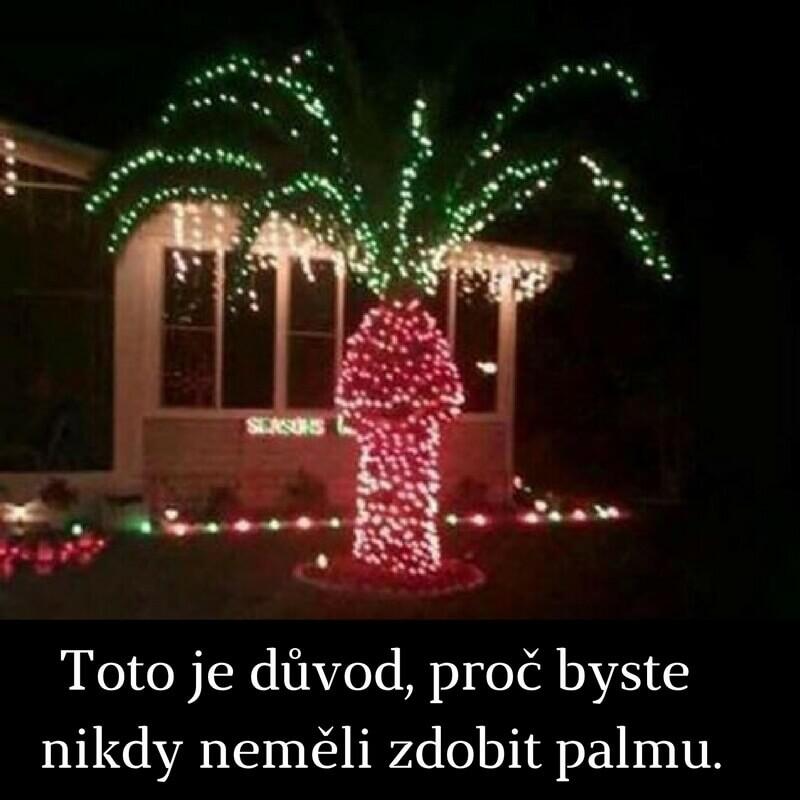 vánoční vtipy