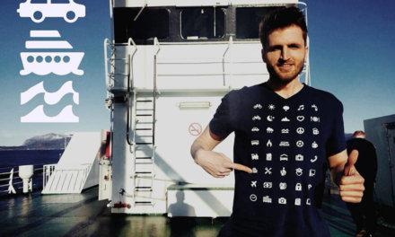 S tímto tričkem se domluvíte všude na světě, aniž byste znali místní jazyk