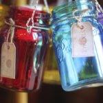 26 Nápadů na kreativní tvoření se zavařovacími sklenicemi