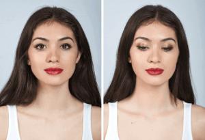 drahý vs. levný makeup