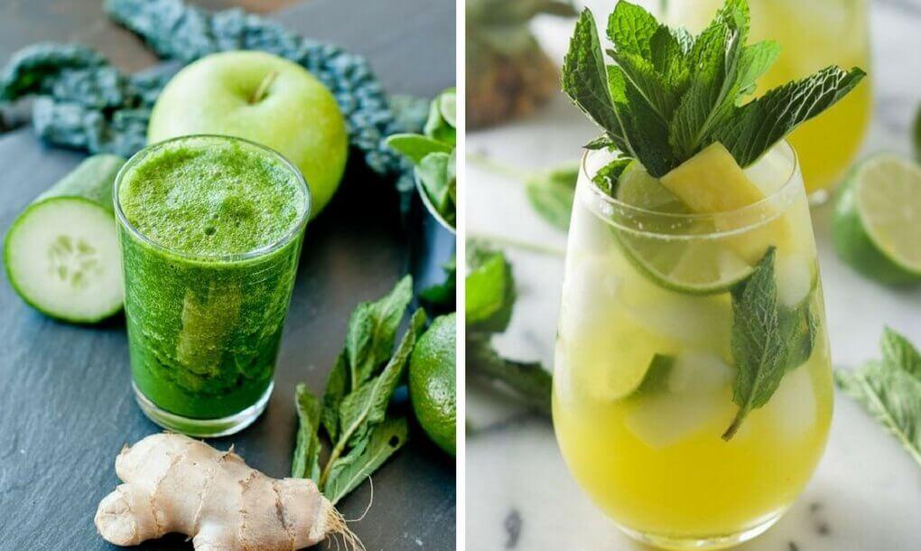 7 výborných drinků před spaním, díky kterým zhubnete břicho