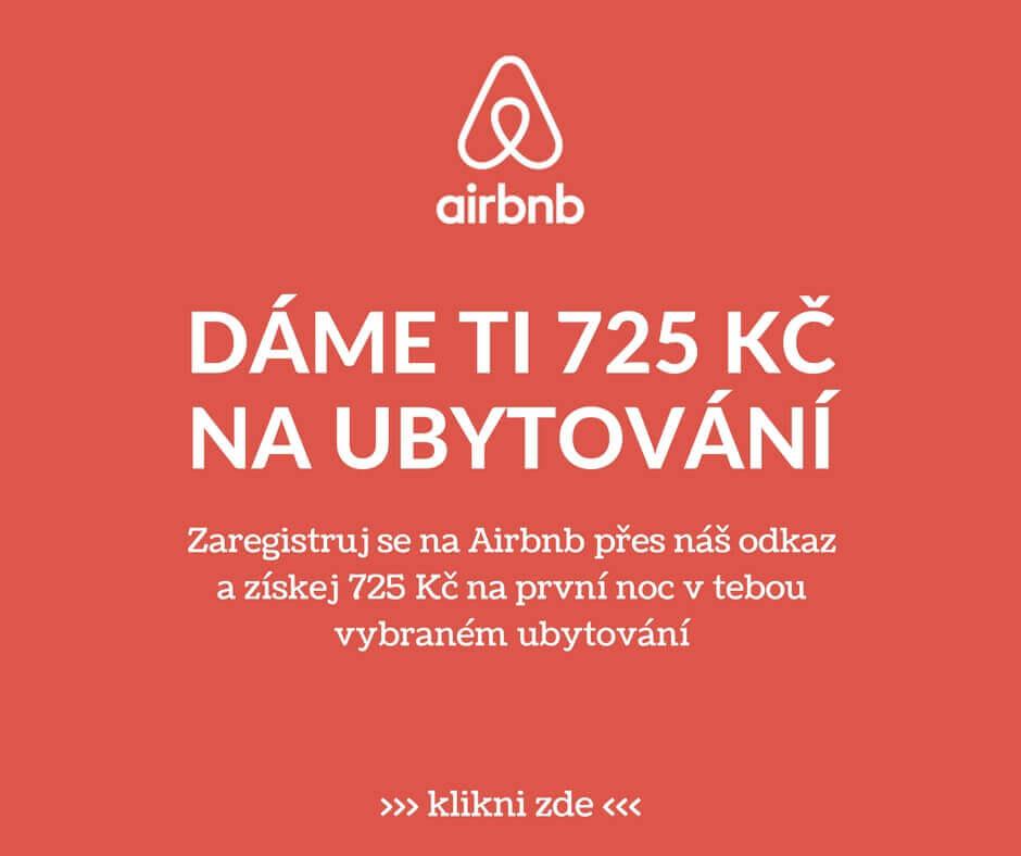 airbnb sleva