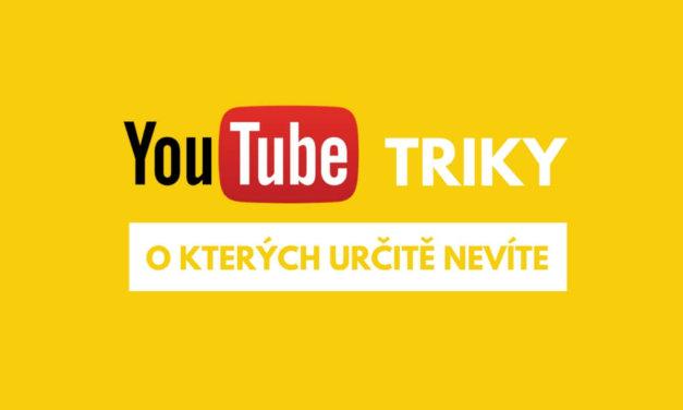 17 chytrých triků na Youtube, o kterých většina lidí neví