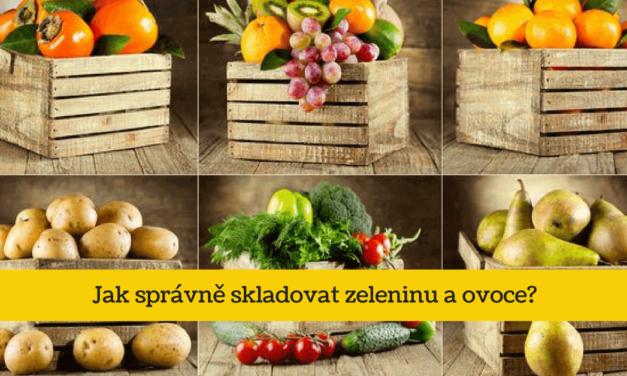 18 geniálních triků, díky kterým vám vydrží ovoce a zelenina déle čerstvé