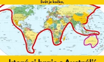 18 šokujících map, které nám ve škole nikdo neukázal
