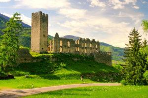 Itálie rozdává zadarmo své hrady