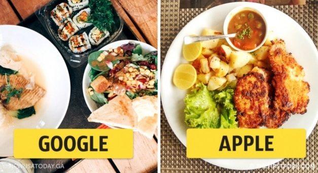 Co obědvají lidé v největších firmách světa?