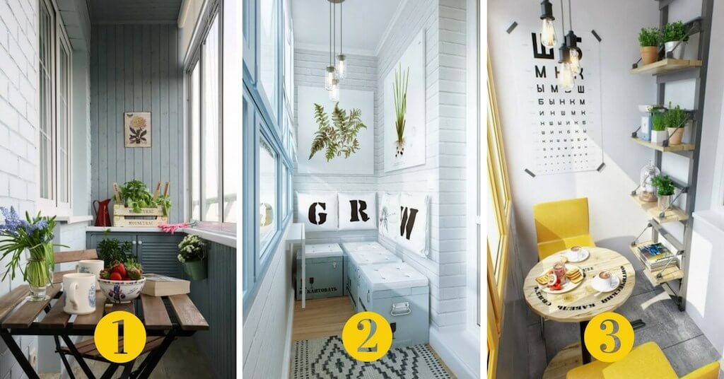 20 skvělých designových nápadů pro stylový a útulný balkon