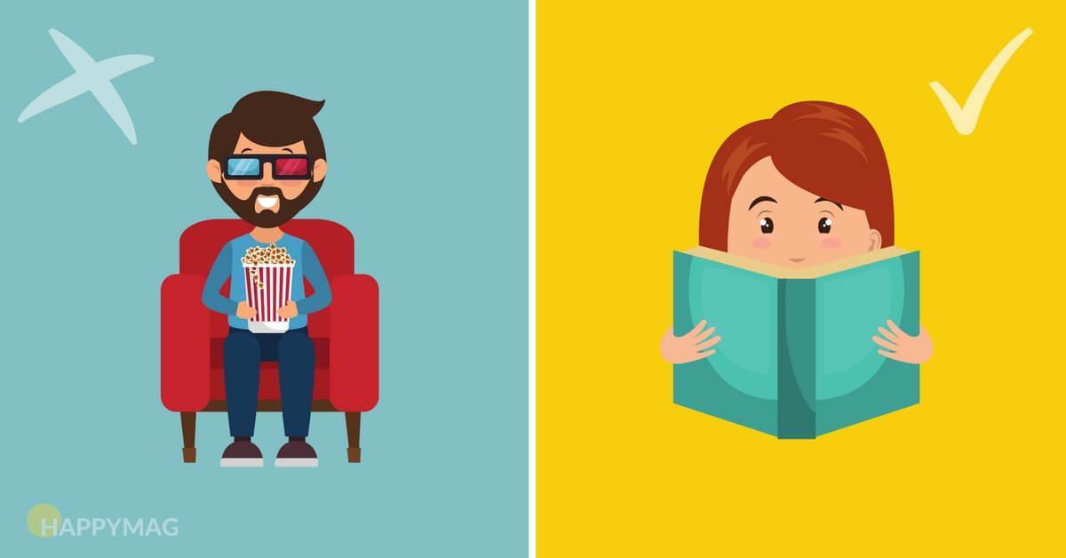 10 jednoduchých způsobů jak si odpočinout a zároveň se stát inteligentnějším