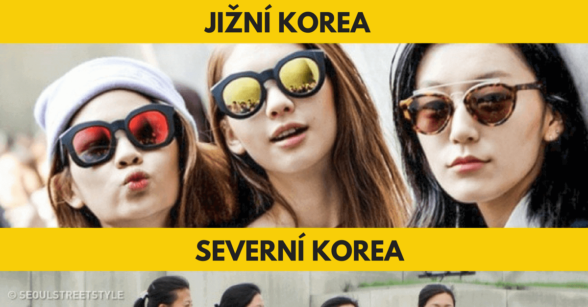 9 překvapujících rozdílů mezi Severní a Jižní Korejí po 70 letech od jejich oddělení