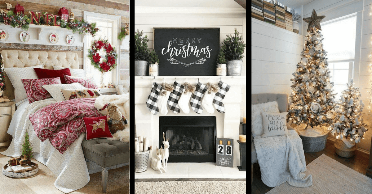 20 originálních vánočních dekorací, které vám všichni pochválí